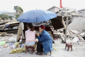 foto China_Earthquake