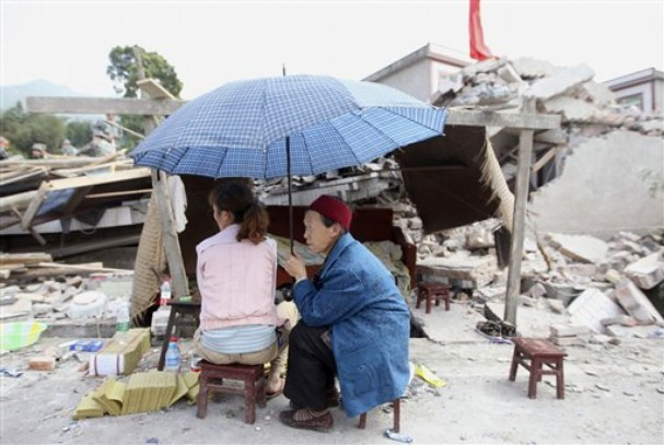 foto China_Earthquake