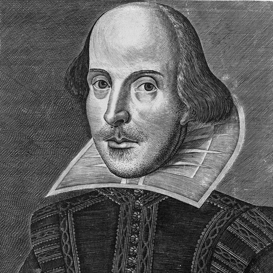 Shakespeare ©WikimediaCommons